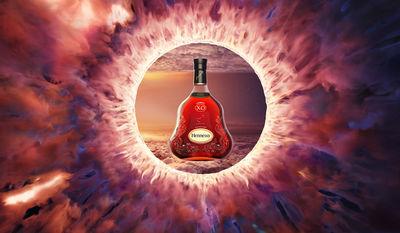 FOAM STUDIO c/o AGENT PEKKA for Hennessy X.O