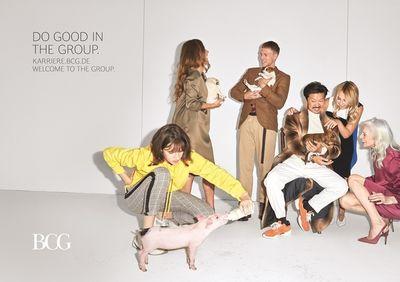 COSMOPOLA | Award for BCG Campaign