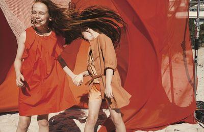 'Optimism' NATASSCHA GIRELLI for HOOLIGANS MAGAZINE