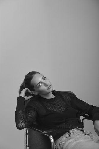 "Ruben Riermeier, ""Luisa"", personal work"