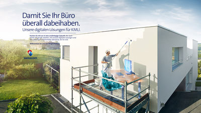 MARKUS MUELLER for Swisscom