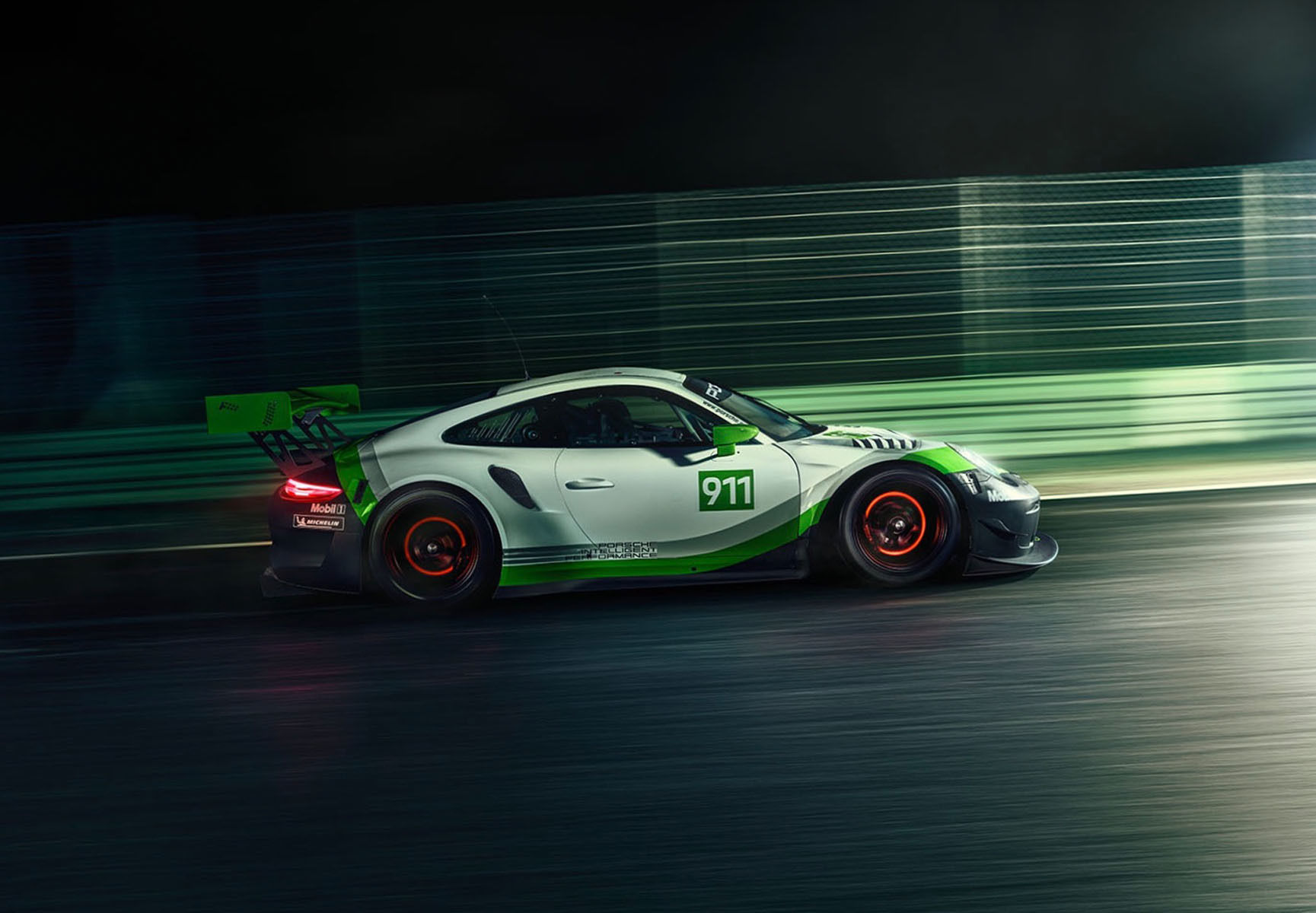 KELLY KELLERHOFF REPRESENTS! ANDREAS HEMPEL for PORSCHE 911 GT3R