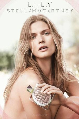 MUNICH MODELS : Malgosia BELA for LILY by STELLA McCARTNEY