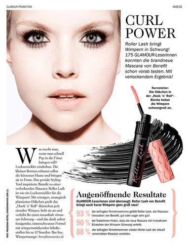 SUZANA SANTALAB for Glamour & Benefit