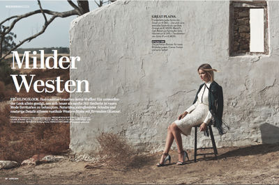 WIENERIN EDITORIAL