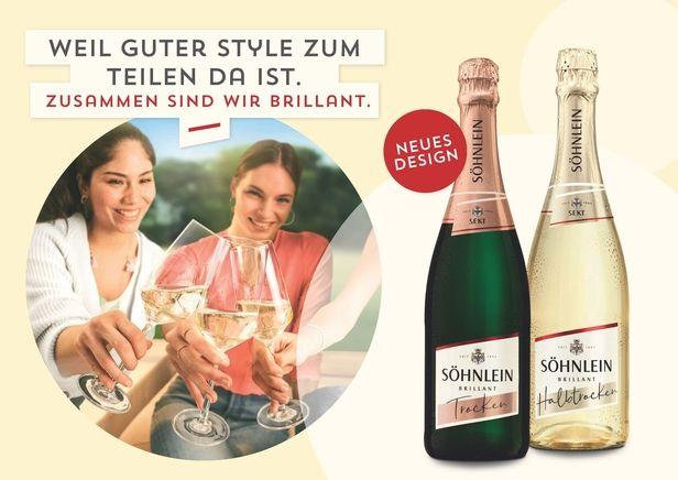 DAVID HAASE c/o BOSCH to BANRAP for Söhnlein Brilliant Henkell & Co. Sektkellerei KG
