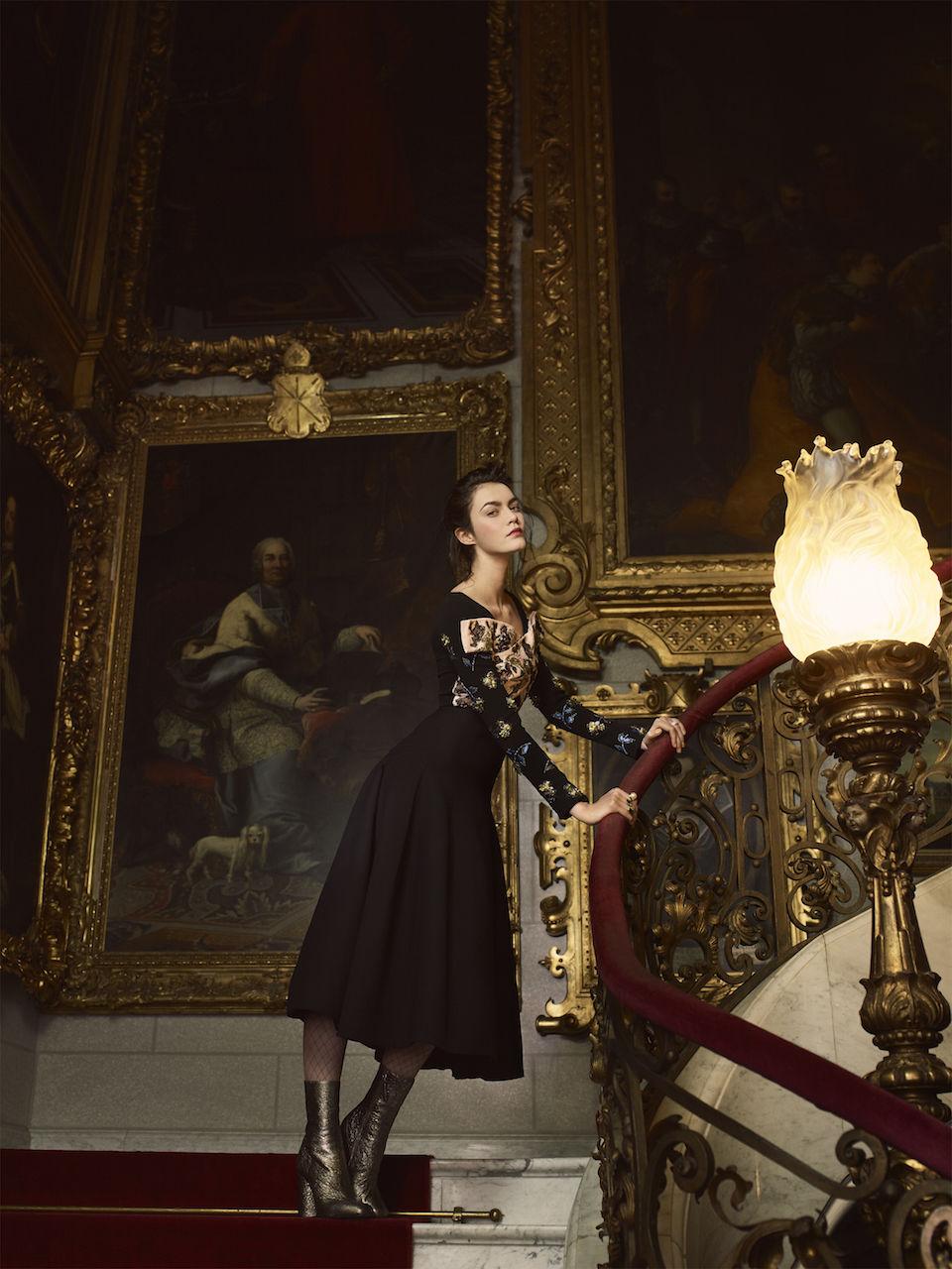 MAGDA WUNSCHE & AGA SAMSEL for PANI Magazine