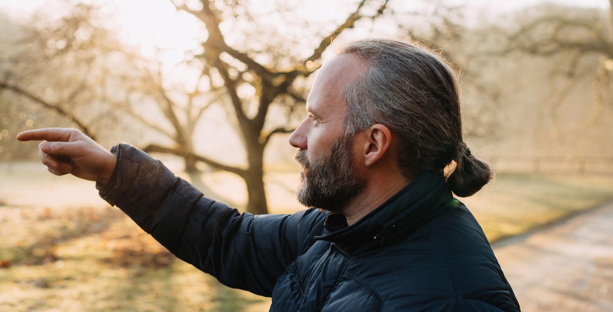 FLORIAN HUCKER, CREATIVE DIRECTOR for AEG TASTE ACADEMY
