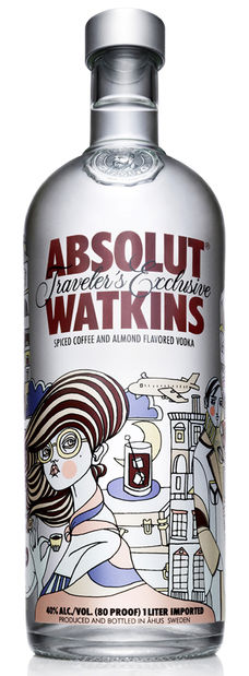 LUNDLUND : Liselotte WATKINS for ABSOLUT