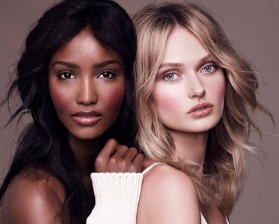 MUNICH MODELS: Fatima SIAD for BECCACOSMETICS