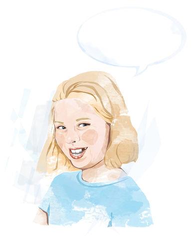 Katrin Wolff // Aquarell-Illustrationen für einen SCHULBUCHVERLAG