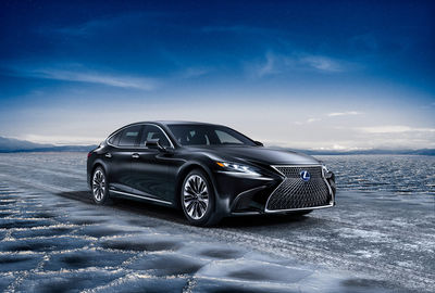 DANIEL HARTZ for LEXUS LS 500h