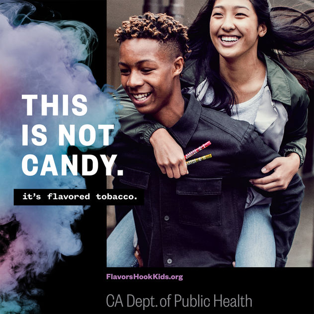 Christaan Felber c/o GIANT ARTISTS photographed the latest campaign for the California Tobacco Control Program.
