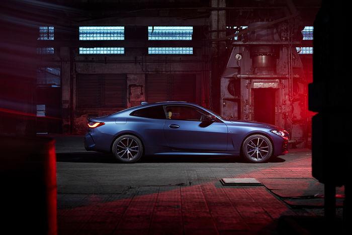 DAVID BREUN - Social Media Pictures for BMW 4 Series