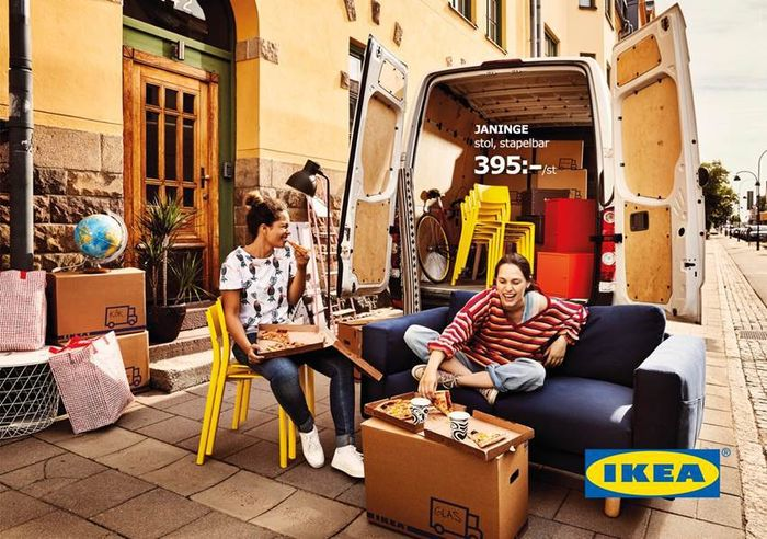 Björn Terring for IKEA