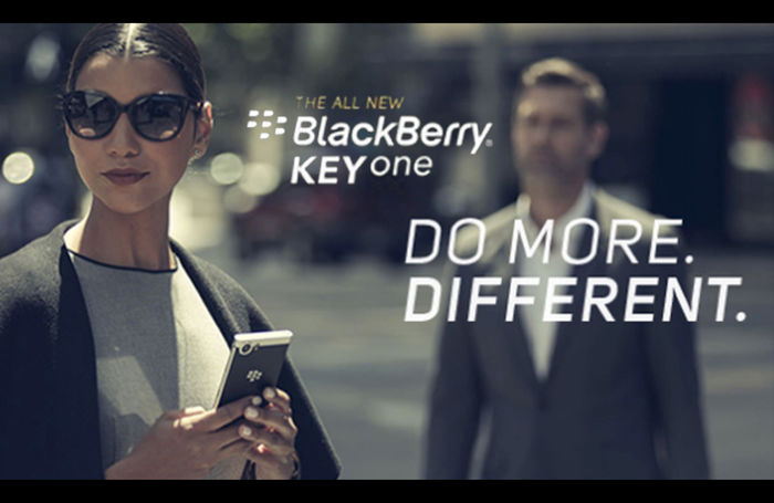 PATRICK CURTET for BlackBerry