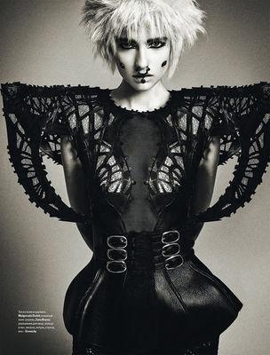 DEFACTO: Jack Waterlot for Vogue Ukraine