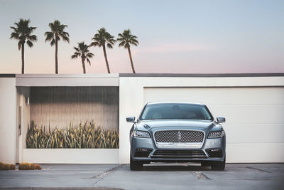 MATTHEW JONES for Lincoln Motor Company