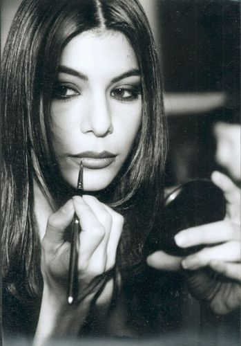 Joanna SEIKALY in PARIS, Beauty Shot