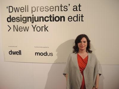 DESIGNJUNCTION NEW YORK : Amanda Dameron, Editor in Chief DWELL Magazine