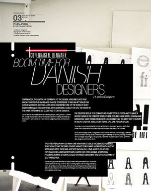 IDN MAGAZINE : Eco-Graphics