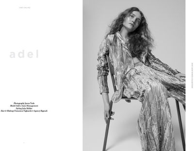 BIGOUDI: New Entry: Julia Dorothee Müller, Styling