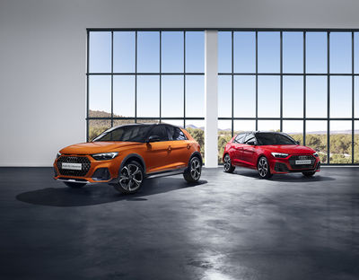NEW AUDI AD Campaign Produced by Continental Productions