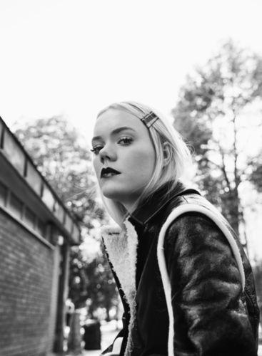 Frida Marklund for ELLE Sweden