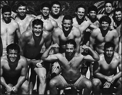 Michael Munique c/o AGENTUR NEUBAUER : Rugby equipe
