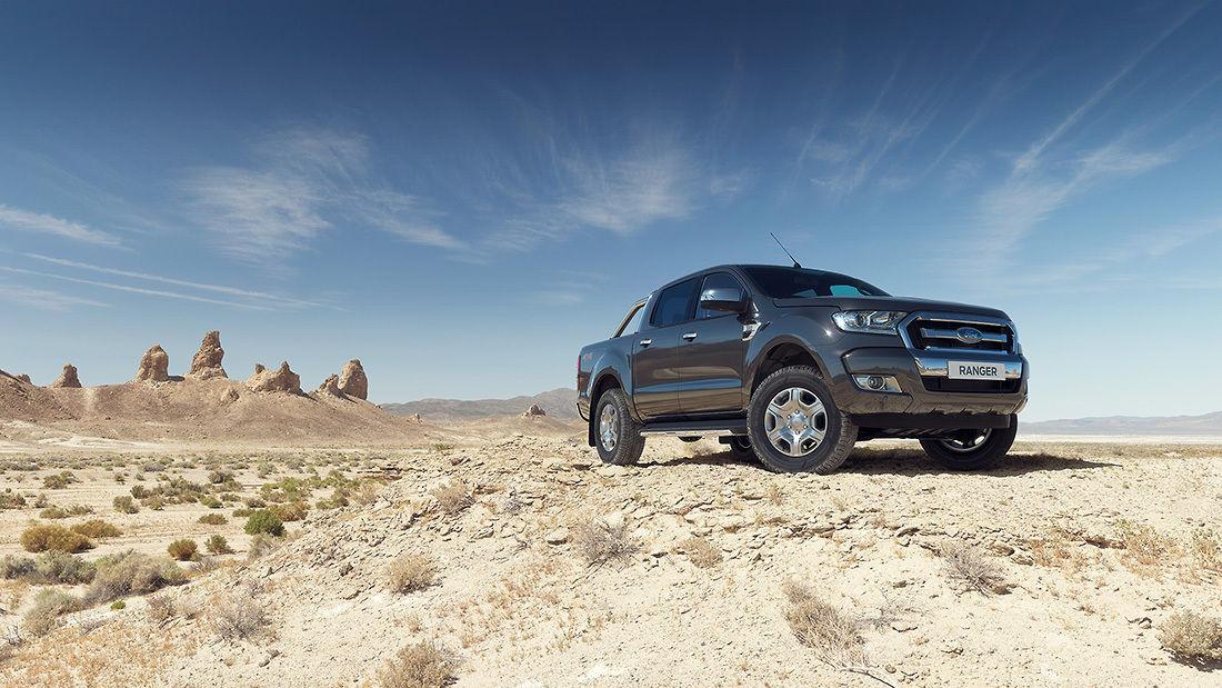 Ford Ranger Global