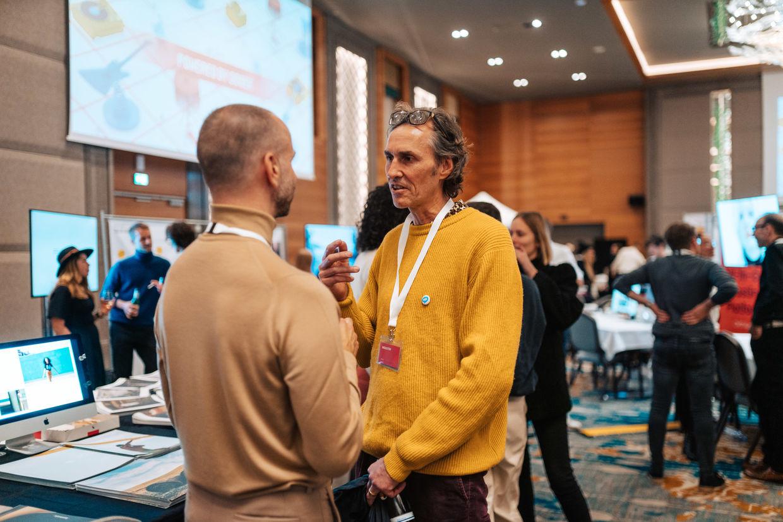 OFFENBLENDE: Jakob & Markus for UpDate 2019