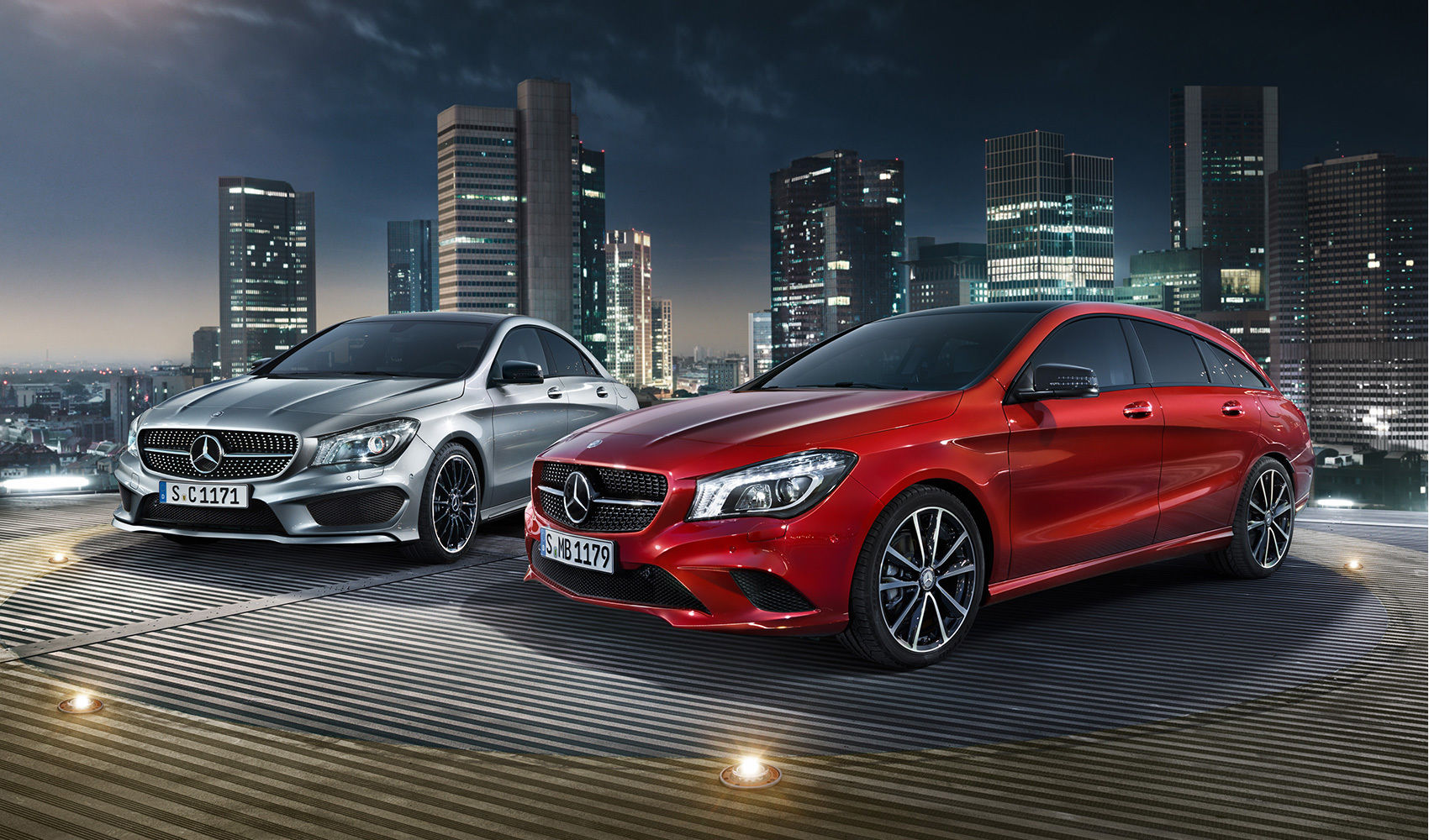 ANKE LUCKMANN for MERCEDES-BENZ CLA Shooting Brake