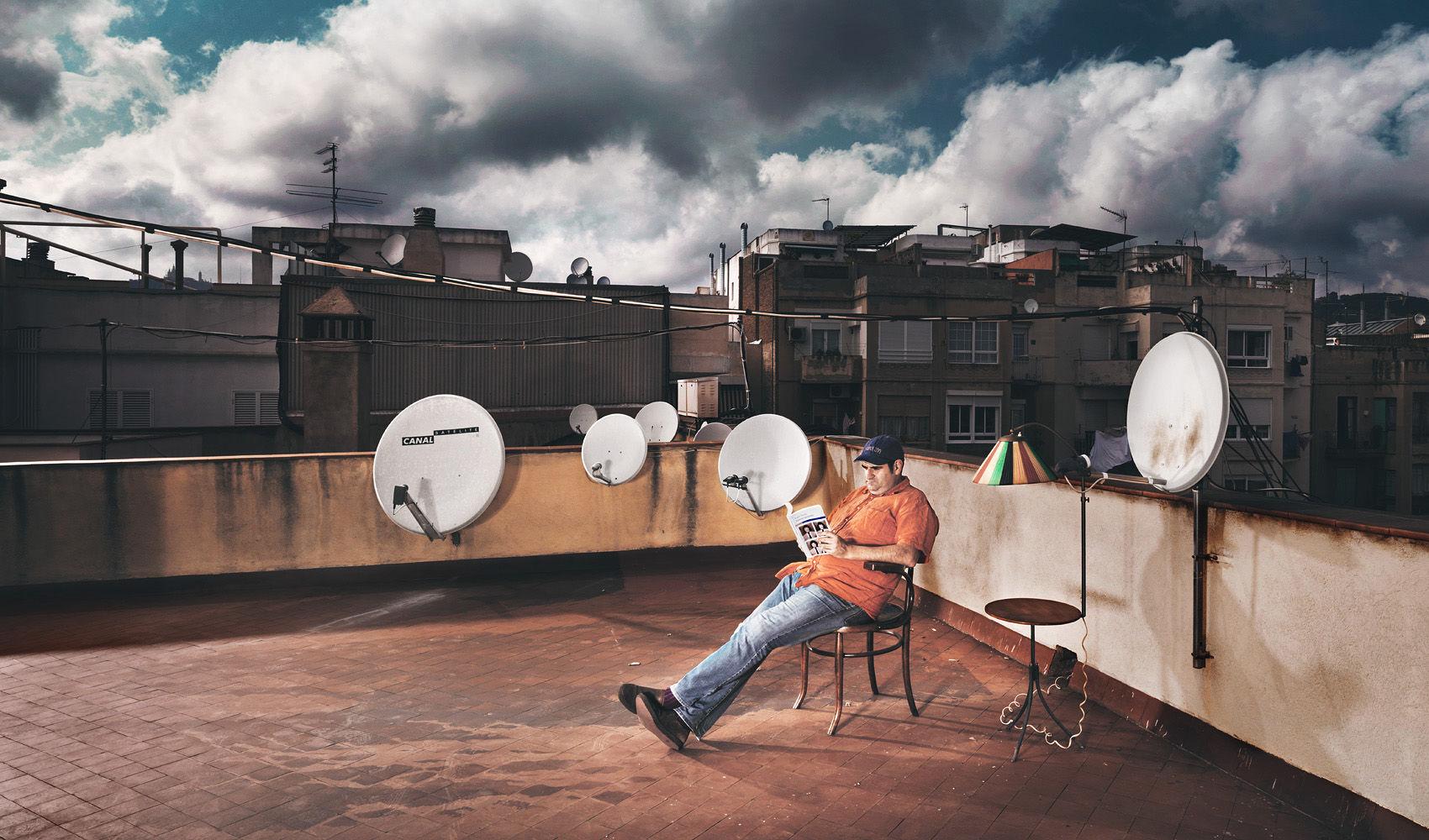 ANKE LUCKMANN : BCN People - Jordi Punti