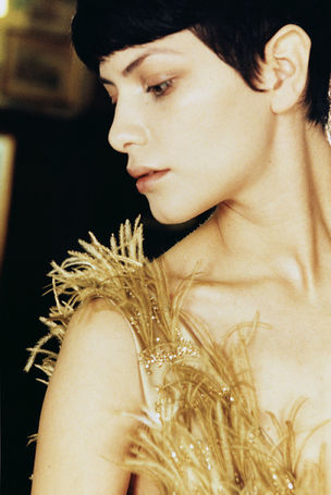 ESTHER HAASE *The Featherdress*, Tortoni, Buenos Aires, May 2008