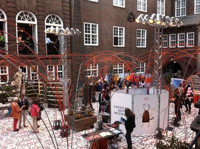 Festival des Métiers - HERMÈS exhibition in Hamburg