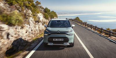 Continental Productions X Citroën C3 SUV Aircross