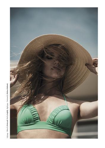 Summer Splash for HUF Magazine