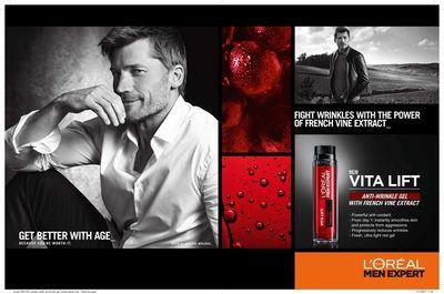 GABY CORREA PRODUCTIONS for L'Oreal Men Expert Vita Lift