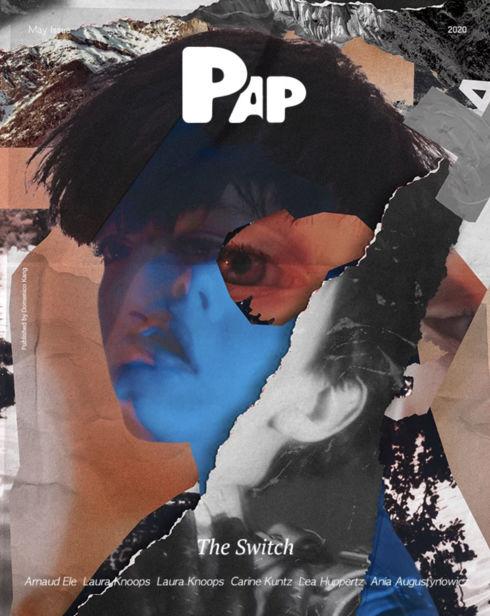 COSMOPOLA GMBH - Arnaud Ele x Augustynka - Pap Magazin - Cosmopola Collaboration