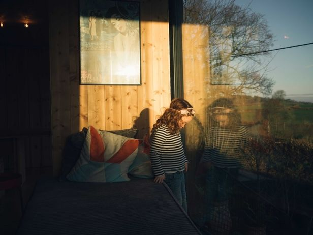 PAUL CALVER c/o MAKING PICTURES continues to document his family in his ongoing personal series.