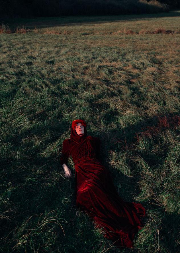 Yannick Schuette c/o FREDA+WOOLF for Vogue Portugal