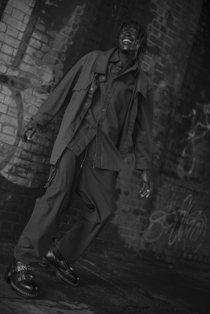 'The boys' Charl Marais c/o BLOSSOM MANAGEMENT for ODITY MAGAZINE