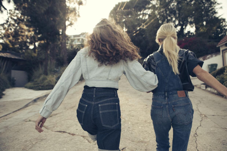 ALYSSA PIZER MANAGEMENT: Denim Girls By Ashley Frangie