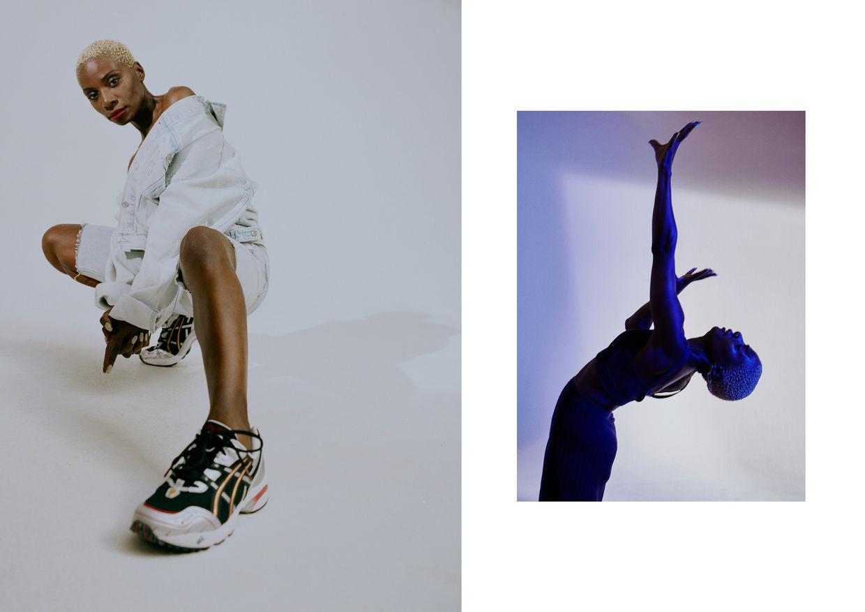 NINA KLEIN, Styling: Hannah Godde, Rakuto Makino