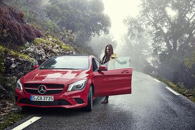 NERGER M&O : Heiko RICHARD - Mercedes-Benz CLA for INTERSECTION MAGAZINE