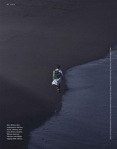 BIGOUDI: Ingo Nahrwold für Lufthansa Magazin