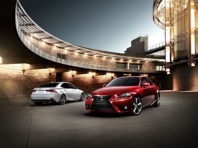 MARCUS PHILIPP SAUER for LEXUS IS