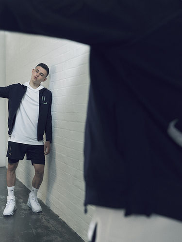 Phil Foden for Port Magazine by Neil Bedford c/o MAKING PICTURES