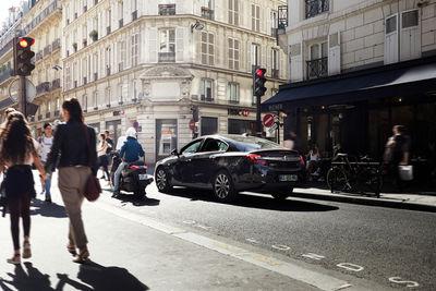 Les Uber de Paris