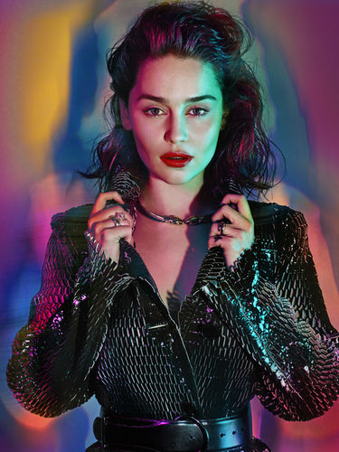 GQ WOMAN OF THE YEAR WITH EMILIA CLARKE